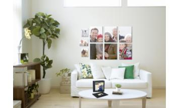 Silver Linings Photo Panel